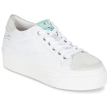 Chaussures Femme Baskets basses Ippon Vintage TOKYO FUN Blanc