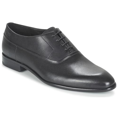 Chaussures Homme Richelieu HUGO-Hugo Boss 50327201 Noir