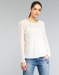 Vêtements Femme Tops / Blouses Desigual GERZA Blanc