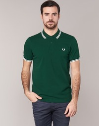 Vêtements Homme Polos manches courtes Fred Perry THE FRED PERRY SHIRT Vert