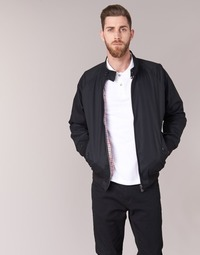 Vêtements Homme Blousons Ben Sherman HARRINGTON Noir