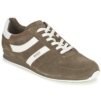 Chaussures Homme Baskets basses Hugo Boss Orange 50327304 Taupe