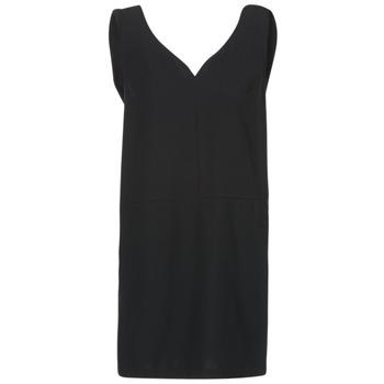 Vêtements Femme Robes courtes See U Soon 7121047 Noir