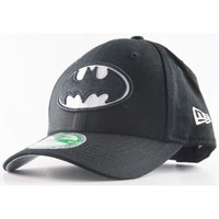 Accessoires textile Enfant Casquettes New Era Casquette Enfant New Batman Glow In the Dark Child 9Forty Noir