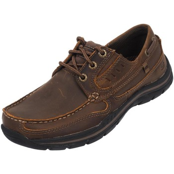 Chaussures Homme Chaussures de travail Skechers Expected gembel Marron