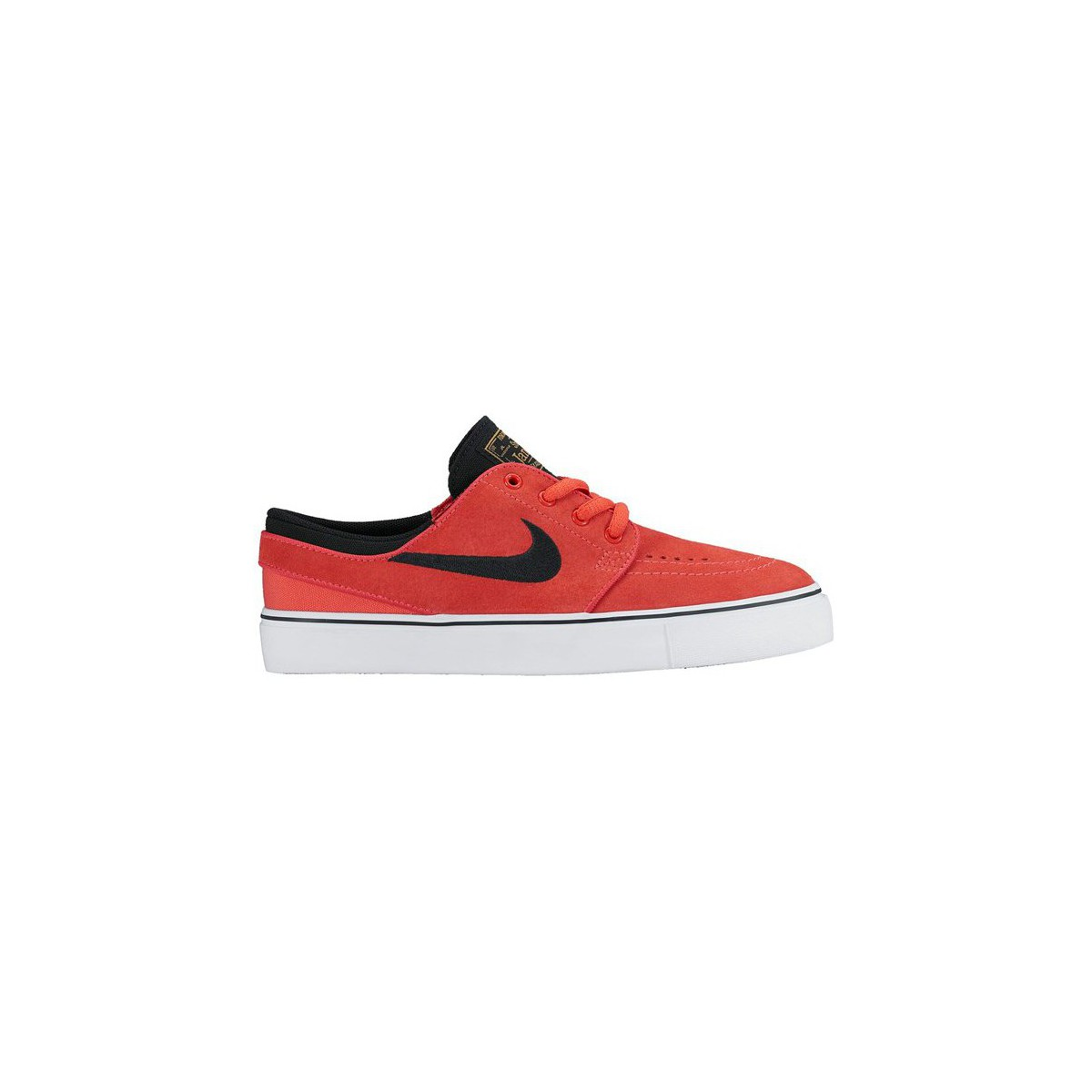 Nike Stefan Janoski GS Kids Blanc-Noir-Orange