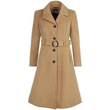 Vêtements Femme Manteaux De La Creme laine Cachmeier Manteau Beige