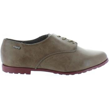 Chaussures Femme Ville basse MTNG 52653 Beige