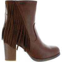 Chaussures Femme Bottes ville MTNG 52859 Marr?n