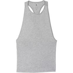Vêtements Femme Débardeurs / T-shirts sans manche adidas Originals Débardeur  Performer Gris F gris