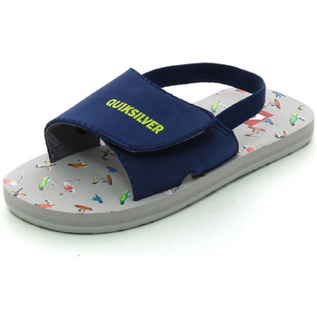 Chaussures Enfant Tongs Quiksilver Infant pauly marine