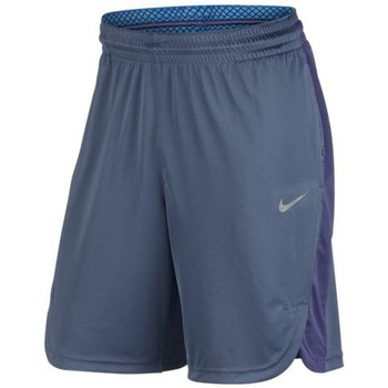 Vêtements Homme Shorts / Bermudas Nike Short de Basketball  Elite Bleu Gris pour Homme Multicolor