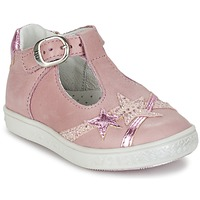 Chaussures Fille Ballerines / babies Babybotte STARMISS Rose