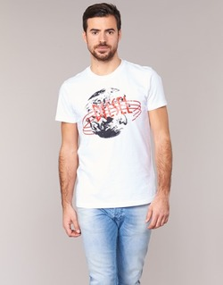 Vêtements Homme T-shirts manches courtes Diesel T DIEGO NC Blanc