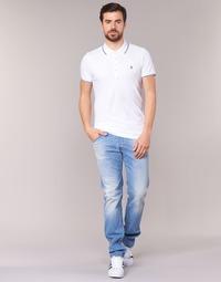 Vêtements Homme Jeans droit Diesel BELTHER Bleu 084CU