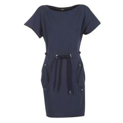 Vêtements Femme Robes courtes Diesel D SOSNA Marine