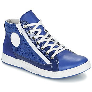 Chaussures Femme Baskets montantes Pataugas JANE/BB F2C Bleu