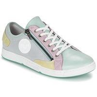 Chaussures Femme Baskets basses Pataugas JESTER/MC F2C Multicolore