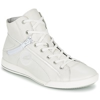 Chaussures Femme Baskets montantes Pataugas PAZ/N F2C Blanc