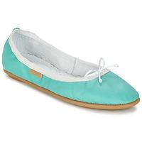 Chaussures Femme Ballerines / babies Pataugas SANOK F2C Turquoise