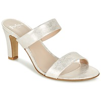 Chaussures Femme Mules Perlato ADINILE Argenté