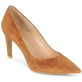 Chaussures Femme Escarpins Perlato REVOUTE Camel
