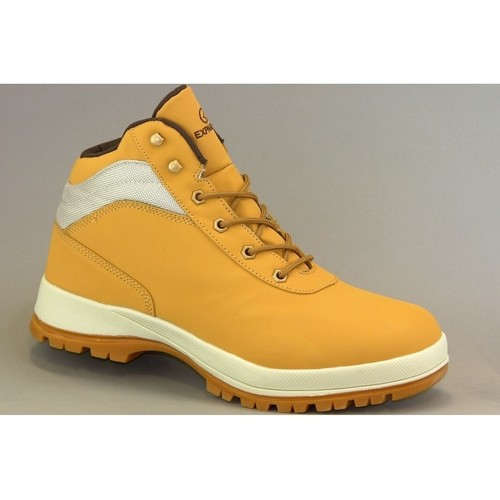 Chaussures Homme Boots Expander 9WL6020 Beige