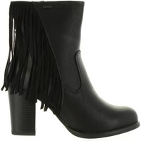 Chaussures Femme Bottines MTNG 52859 Negro