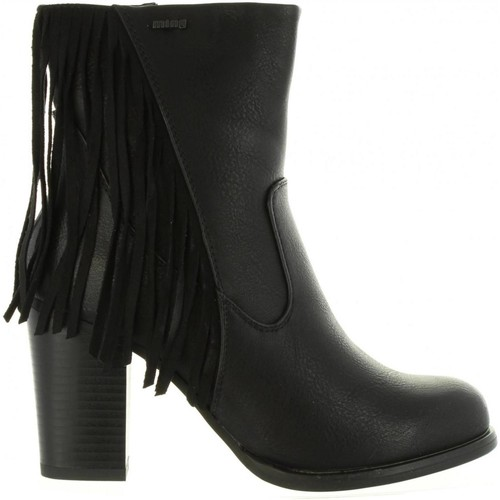 Bottines / Boots MTNG 52859 Negro 350x350