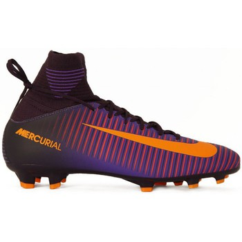 Chaussures Homme Football Nike JR MERCURIAL SUPERFLY V FG Multicolore