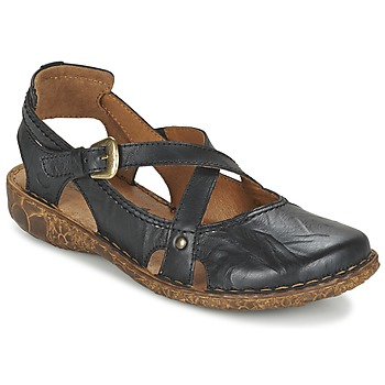 Chaussures Femme Sandales et Nu-pieds Josef Seibel ROSALIE 13 Noir