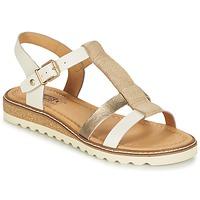 Chaussures Femme Sandales et Nu-pieds Pikolinos ALCUDIA W1L Argenté