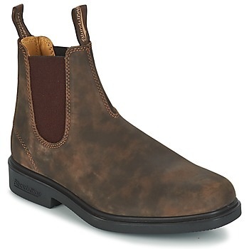 Chaussures Boots Blundstone DRESS CHELSEA BOOT 1306 Marron