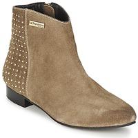 Chaussures Femme Boots Les Tropéziennes par M Belarbi LEANA Taupe