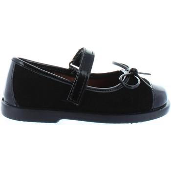 Chaussures Fille Ballerines / babies Garatti PR0064 Negro