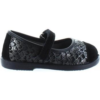 Chaussures Fille Ballerines / babies Garatti PR0065 Negro