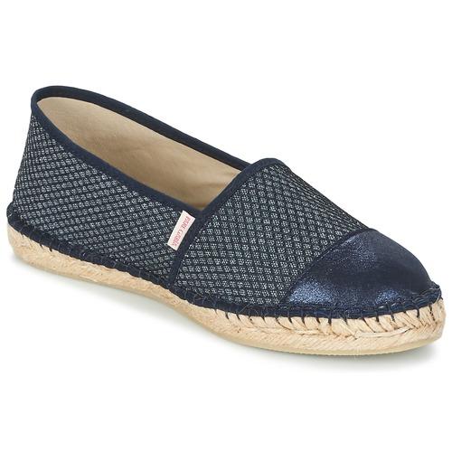 Chaussures Femme Espadrilles Pare Gabia VP PREMIUM Marine