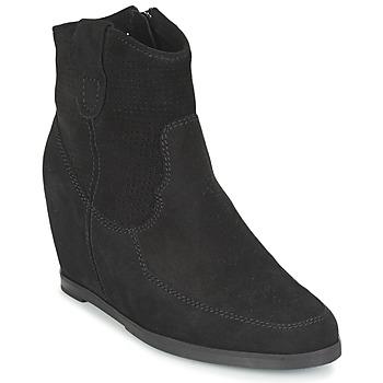 Chaussures Femme Bottines Myma PERFONOIR Noir