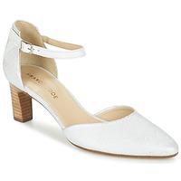 Chaussures Femme Escarpins France Mode LAURIC SE TA Blanc