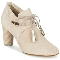 Chaussures Femme Low boots France Mode NANIE SE TA Beige