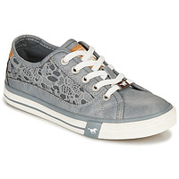 Chaussures Femme Baskets basses Mustang RADIANTA Gris