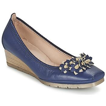 Chaussures Femme Escarpins Hispanitas DEDITA Bleu