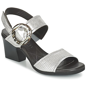 Chaussures Femme Sandales et Nu-pieds Hispanitas DADOMPI Argenté