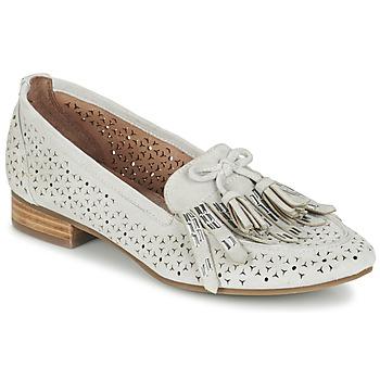 Chaussures Femme Mocassins Mam'Zelle ZELINA Gris