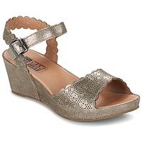 Chaussures Femme Sandales et Nu-pieds Mam'Zelle DOUGA Argenté