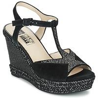 Chaussures Femme Sandales et Nu-pieds Mam'Zelle IMELA Noir