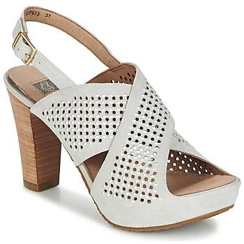 Chaussures Femme Sandales et Nu-pieds Mam'Zelle TADORA Gris