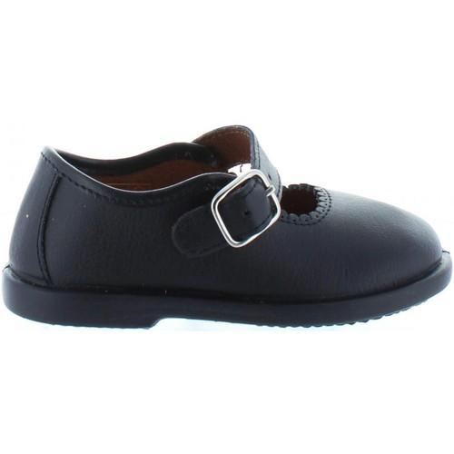 Chaussures Fille Ville basse Garatti PR0062 Negro