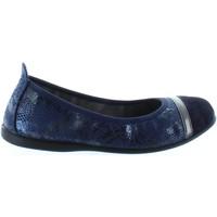 Chaussures Fille Ballerines / babies Garatti AN0087 Azul