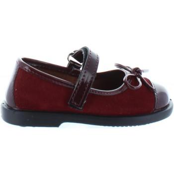 Chaussures Fille Ballerines / babies Garatti PR0064 Rojo